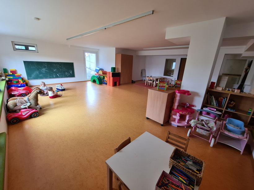 Indoor-Spielplatz Apfelhof Burgenland