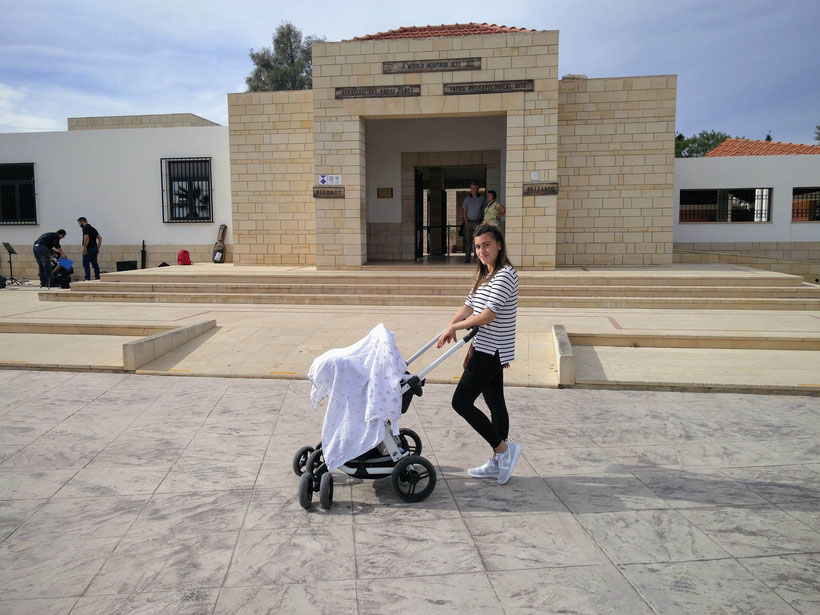 Zypern Baby Kleinkind Urlaub