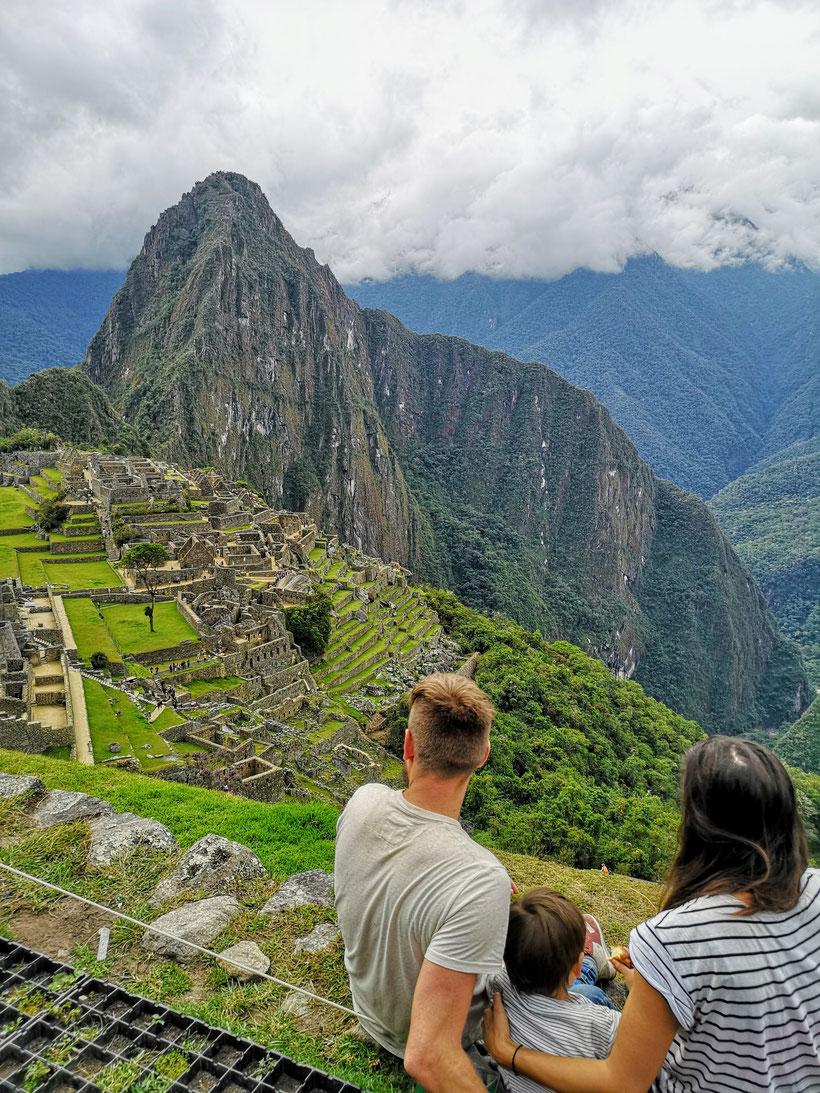 Macchu Picchu Kleinkind Eintritt