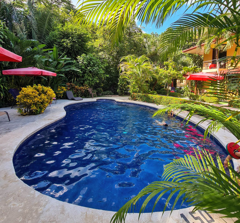 Hotel Belvedere Samara Costa Rica Kleinkind Kind