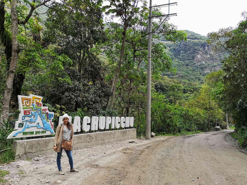 Wanderung Macchu Picchu Kleinkind Kind