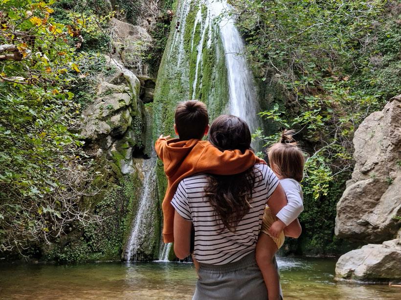 Kreta mit Baby Flugreise
