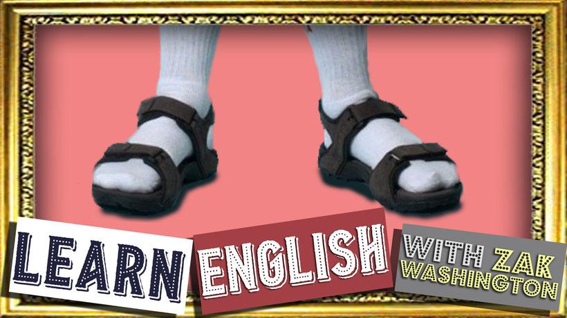 Learn English with Zak Washington