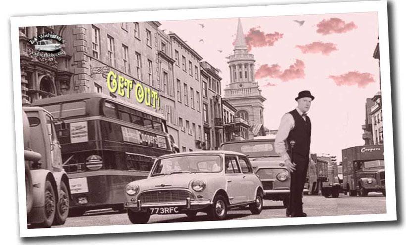 Learn English and British Culture with ZakWashington