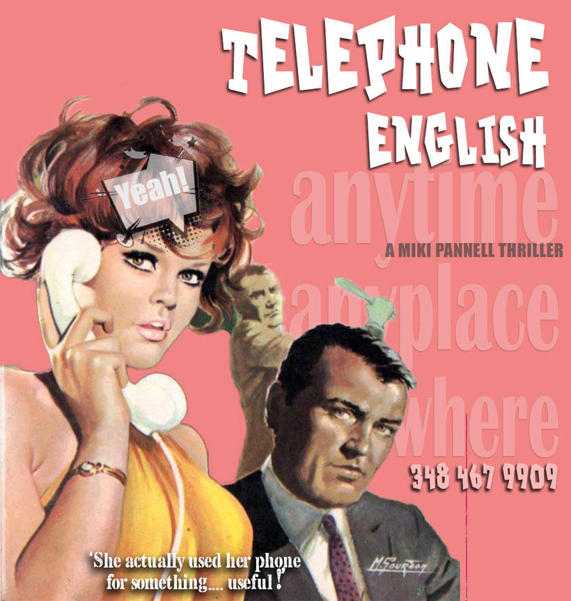 Telephone and Skype English lessons in Varese. Madrelingua inglese a Varese. Lezioni di inglese