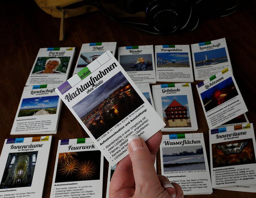 Bild: Fotokarten in DIN A7