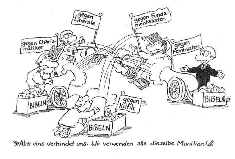 Mit freundlicher Genehmigung von Werner Tiki Küstenmacher