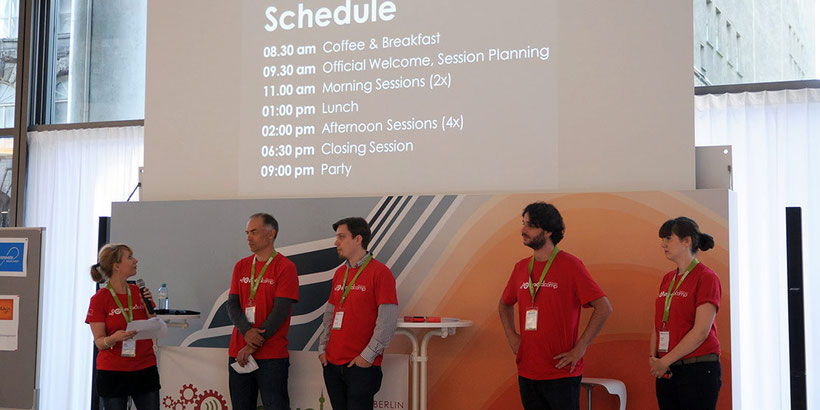 ProductCamp Berlin - A barcamp for product manager and product owners