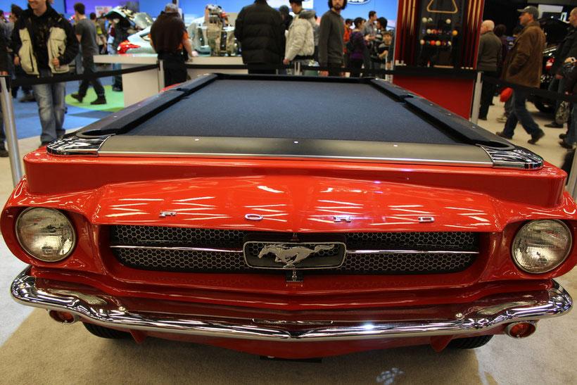 Table de billard Mustang