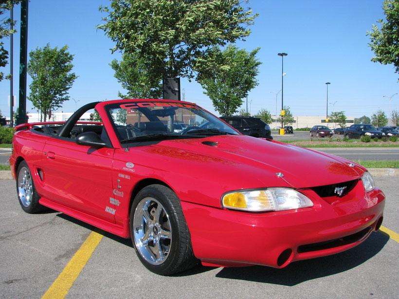 Mustang Cobra '97 de Jean-Pol Ravert