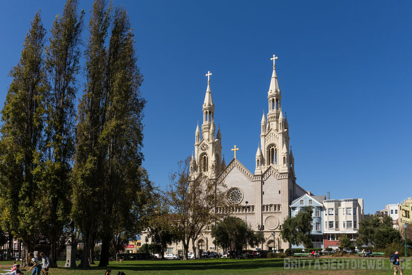 Saint Peter and Paul Church,san,francisco,usa,marilyn,monroe