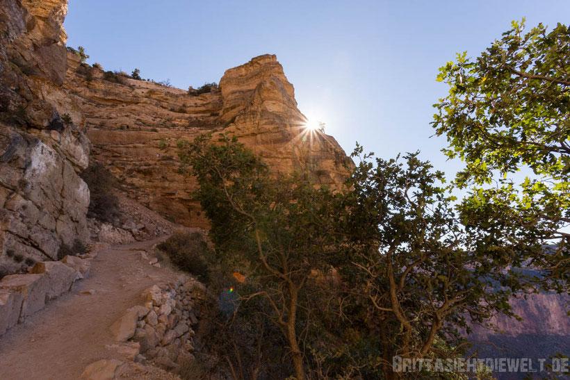grand,canyon,southrim,southkaibabtrail,sun,view,britta,lieder,arizona,colorado,tipps