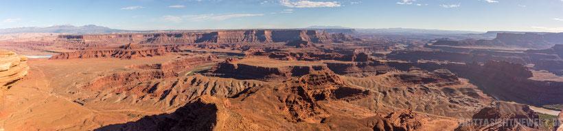 deadhorsepointstatepark,deadhorsepointoverlook,panorama,utah,usa, tipps,wandern, wandertipps, selbstfahrer,trekking,herbst,oktober