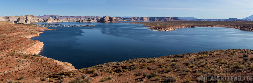 jucy, lake, powell, wahweap, campground, jucy, campervan, tipps, arizona
