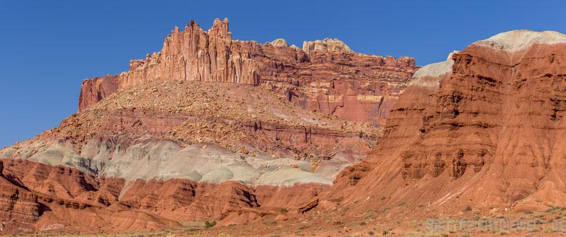 capitol,castle,reef,nationalpark,capitolreef,wandern,hiking,petroglyphen