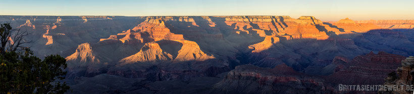 yaki,point,grand,canyon,southrim,sunrise,panorama,arizona,colorado,tipps