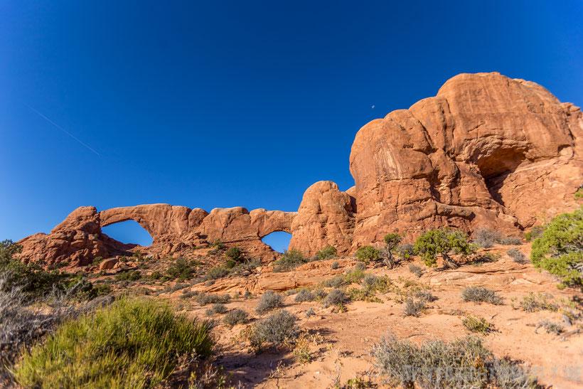 north,south,window,archesnationalpark,utah,usa,sightseeing,trekking,tipps,selbstfahrer,moab,panorama