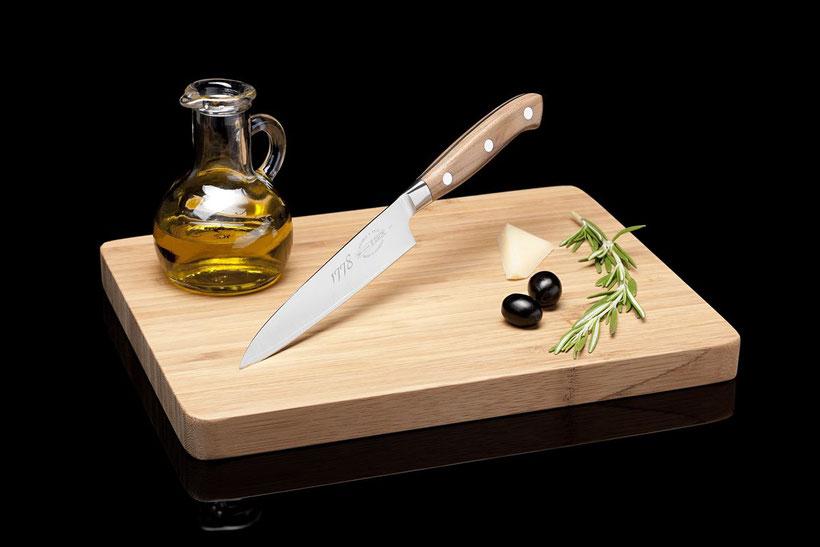 professionelles Kochmesser, hochwertiges Küchenmesser, Messer zum Kochen