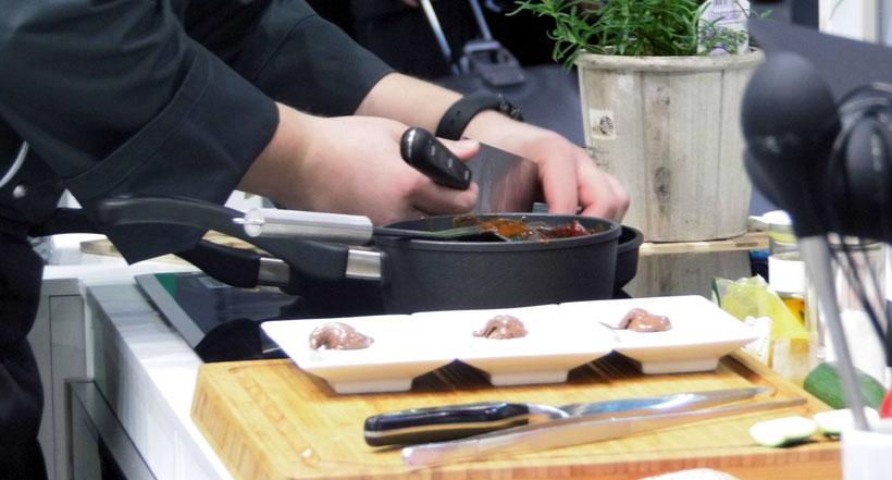Eurolux Profi-Kochgeschirr aus beschichtetem Aluguss