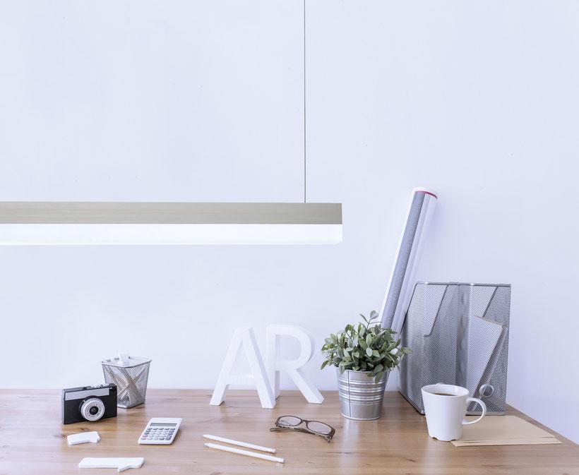 Leuchte, Arbeitszimmer Beleuchtung, Schreibtischleuchte