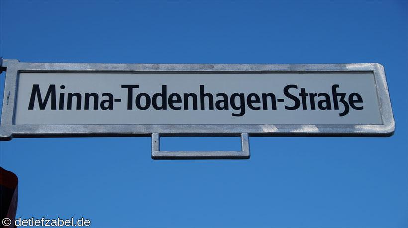 Minna-Todenhagen-Straße