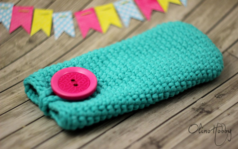 crochet case for glasses