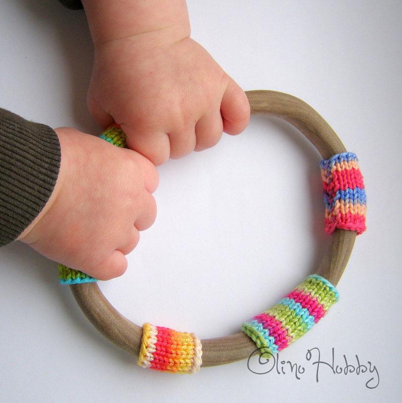 деревянный прорезыватель для десен, деревянные игрушки для малышей