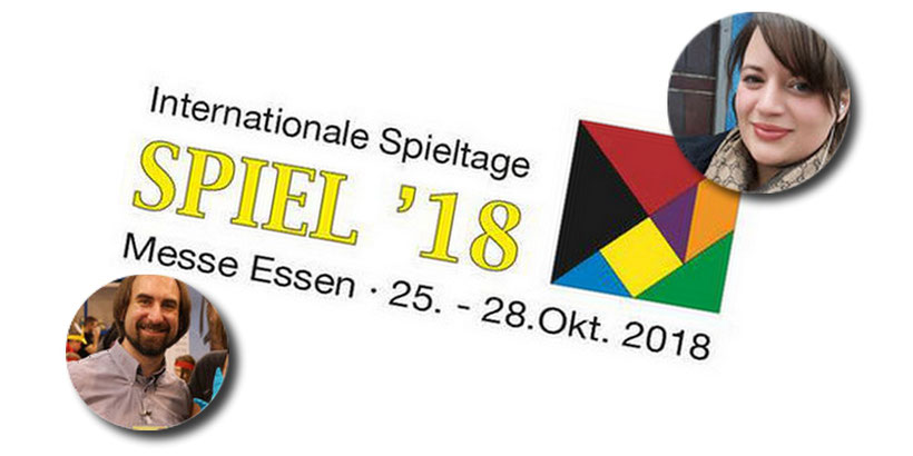 Highlights SPIEL18 in Essen