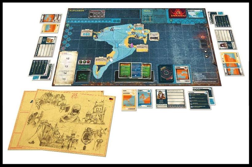 Pandemie Legacy Season 2 - Spiel des Jahres Sonderpreis