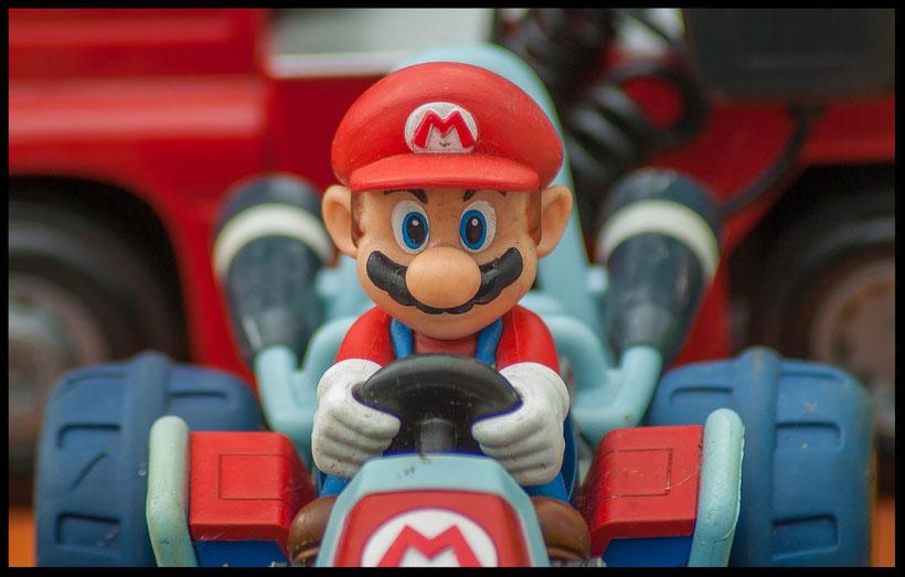 Retro Games auf dem Flohmarkt finden