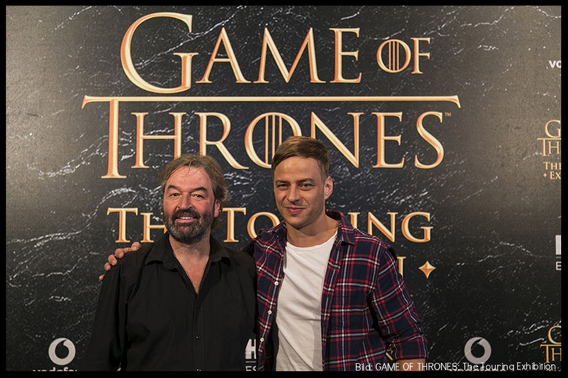 Game of Thrones Ausstellung am Centro