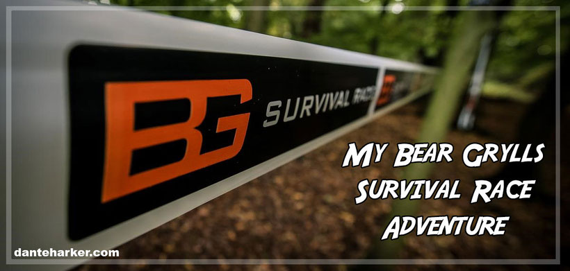 My Bear Grylls Survival Race Adventure - dante harker
