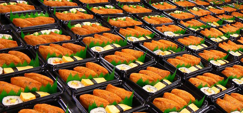 行楽弁当 寿司 出前