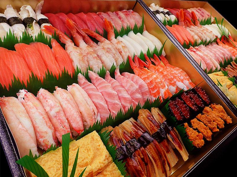 最高級 宅配寿司 出前