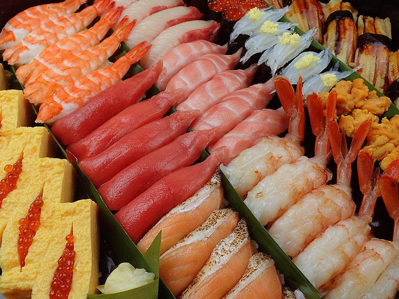極上寿司 きさらぎ 宅配寿司