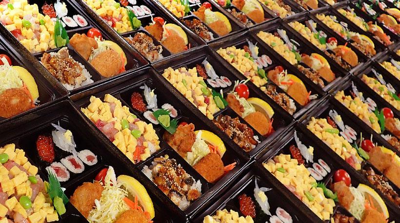 ランチ 寿司 出前