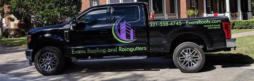 Evans Roofing and Rain Gutters
