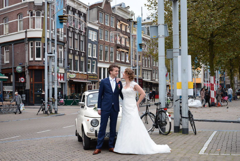 amsterdam, trouwfotografie
