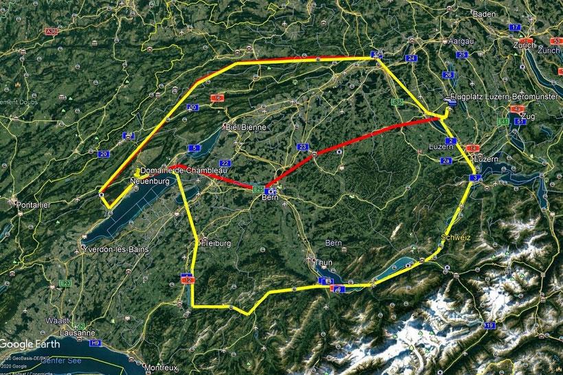 Fly and Wine, Helikopterflug mit Weindegustation, Domaine de Chambleau, Kategorien D und E