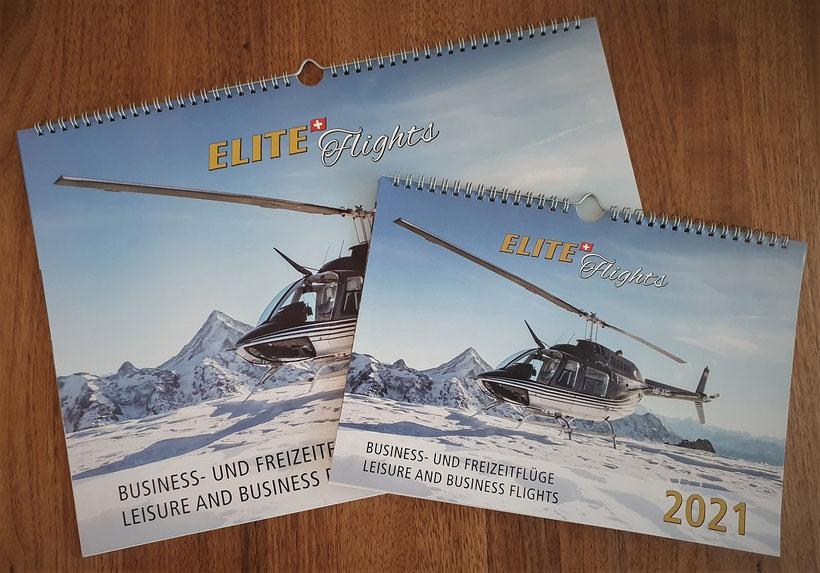 Elite Flights, Kalender 2021