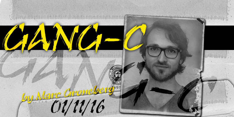 "Promotion-Foto ""Gang C"" by Marc Groneberg / © Marc Groneberg"