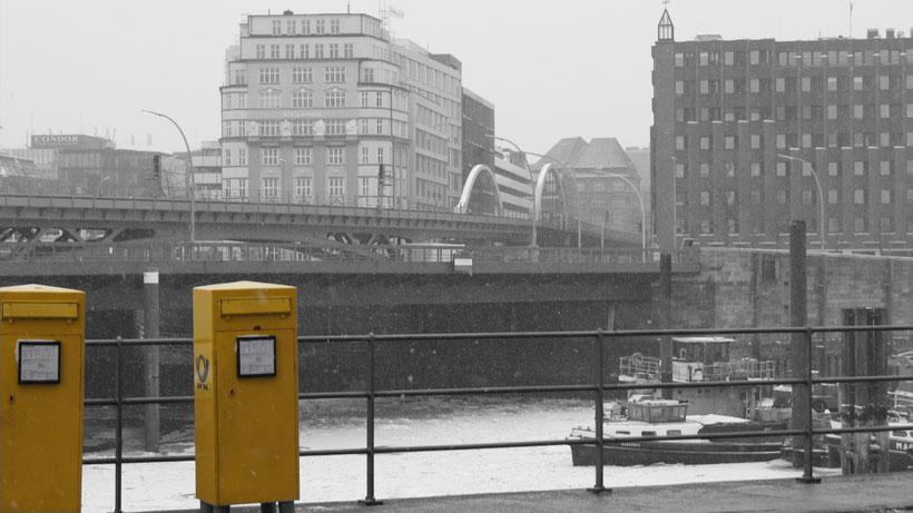 Hafen City Post / Photo by Marc Groneberg (Hamburg City)
