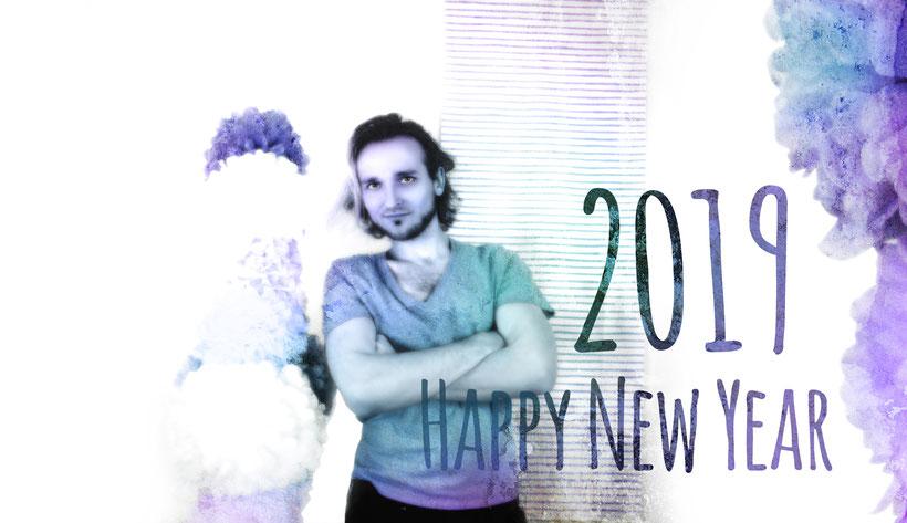 Photo by Marc Groneberg   New Song - Miss Schokoholic   Happy New Year 2019