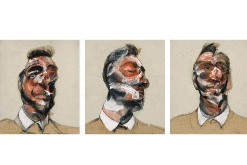 Три этюда к портрету Джорджа Дайера