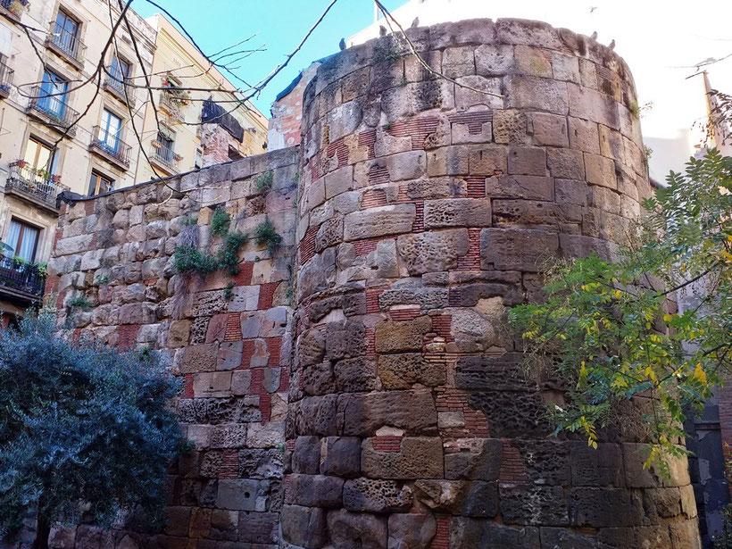 Римское наследие Барселоны