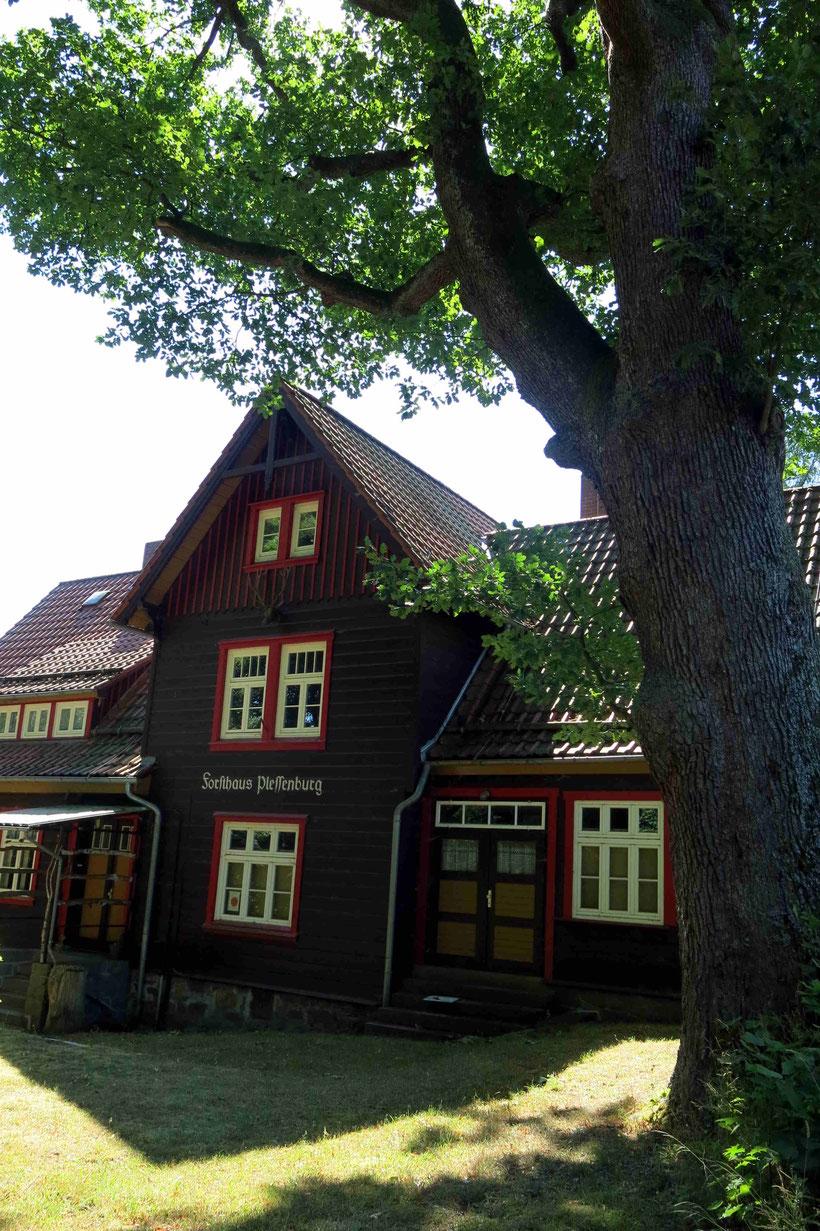 Wanderung Plessenburg