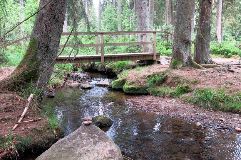 Kellwasser Sankt Andreasberg Harz