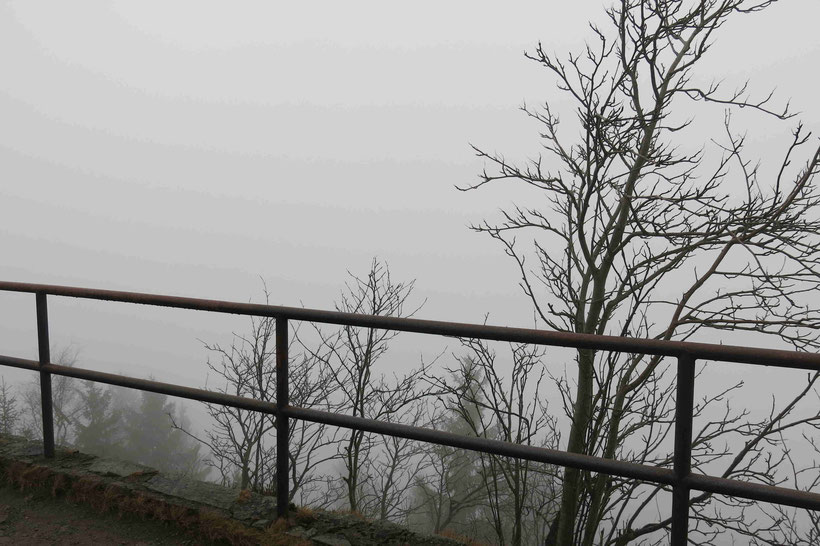 Aussichtskanzel Ramseck Goslar