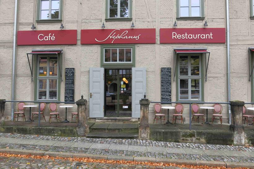 Café Restaurant Stephanus Halberstadt