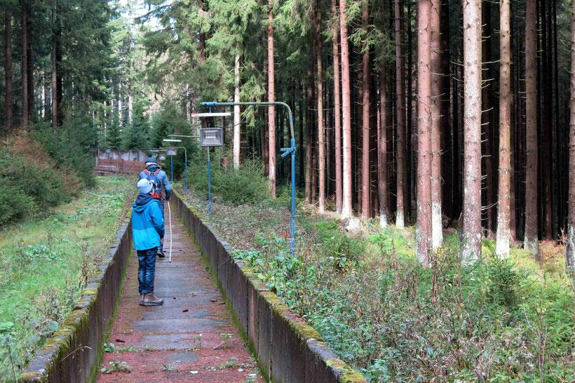 Wanderung Schierke - Wurmbergturm